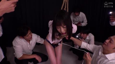 番号鸽SVDVD-732女教師'公開處刑'電動按摩棒陵辱 真由由麻